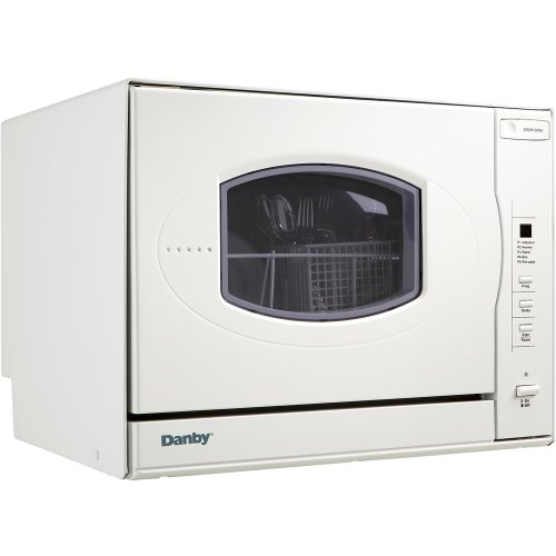 Danby DDW497W Countertop Dishwasher Review