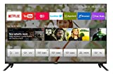 CHiQ U43H7L UHD 4K Smart TV, 43 Pouces, HDR 10/hlg, WiFi,Bluetooth, vidéo,...
