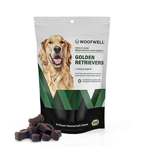 WoofWell Golden Retriever Health Supplement - Soft...