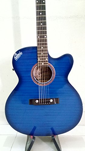 Signature Topaz Original Signature Guitars, Standard (Blue)