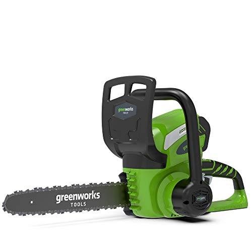 Greenworks Akku-Kettensäge G40CS30K2 (Li-Ion 40V 4.3...