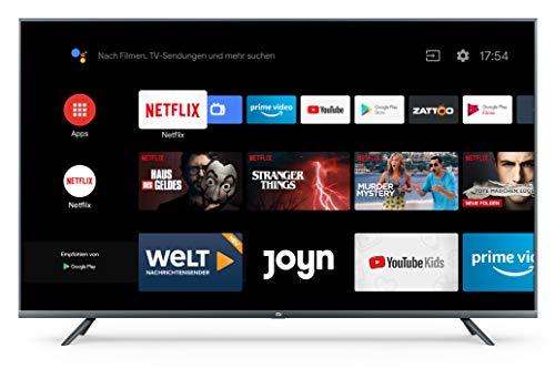 TV LED 55' XIAOMI MI TV 4S 4K-UHD Smart TV - Version ESP