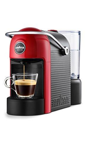 Lavazza a Modo Mio Jolie - Macchina per Caff, 10 bar, per capsule Lavazza A Modo Mio, Rossa