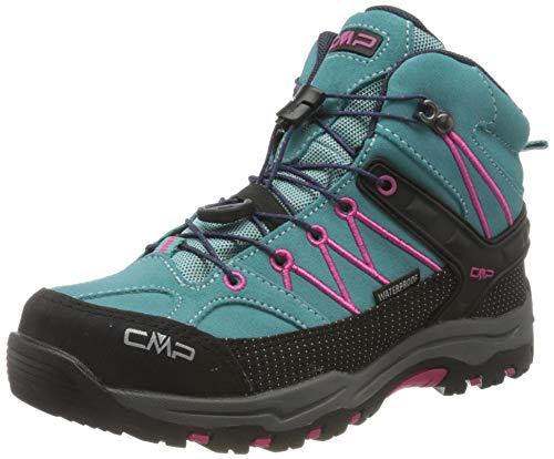 CMP – F.lli Campagnolo Unisex-Kinder Kids Rigel Mid Shoe Wp Trekking-&...