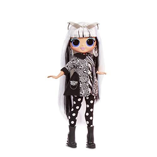 Image 1 - L.O.L. Surprise! Poupées mannequins à collectionner – Avec 15 surprises, vêtements et accessoires - Groovy Babe – Série O.M.G. Lights