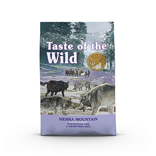 Taste Of The Wild pienso para perros con Cordero asado 5,6kg Sierra...
