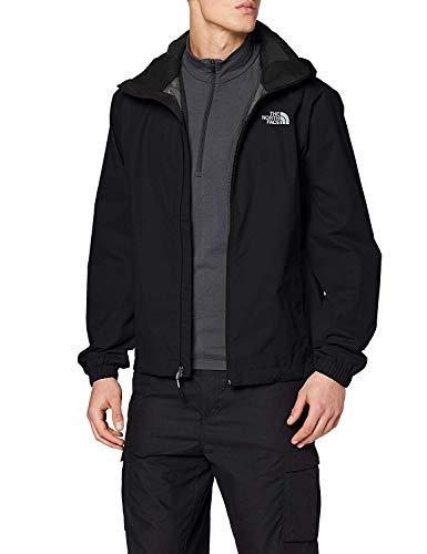 The North Face Herren Regenjacke Quest, tnf black, XL, 0617932968065