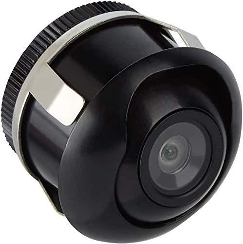 CICMOD Telecamera per Retromarcia Auto Universale HD Mini Visione Notturna Telecamera Retromarcia Impermeabile 360°Ruotabile