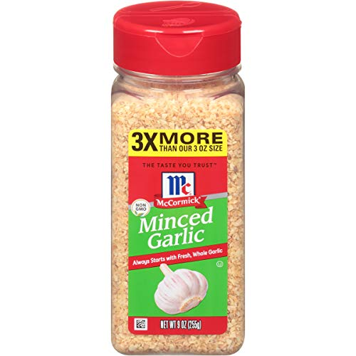 Dried Minced Garlic