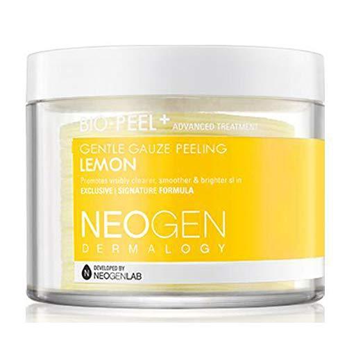 Neogen Bio Peel+ Gasa Peeling Limón 200 ml (Pad 30 unidades) Nep006.
