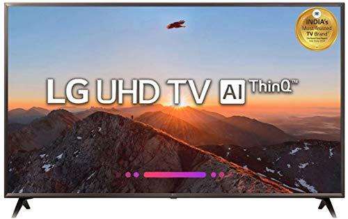 LG 164  cm (65 Inches) 4K UHD LED Smart TV 65UK6360PTE (Black) (2018 model) 1