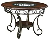 Signature Design by Ashley - Glambrey Dining Room Table - Brown