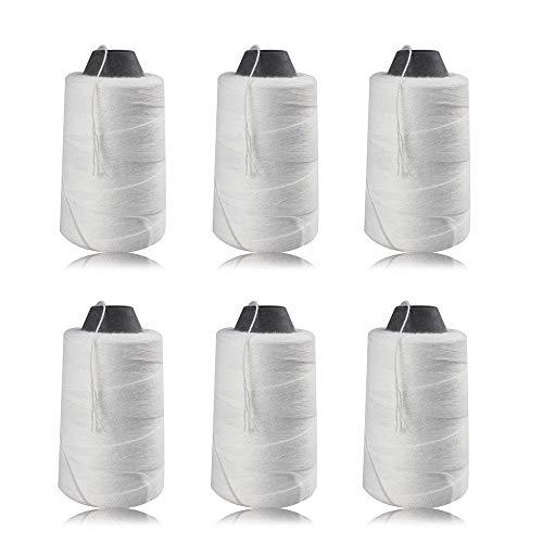Fayelong - Rocchetti di filo da cucito resistente, per sacchi in polipropilene intrecciato, per...