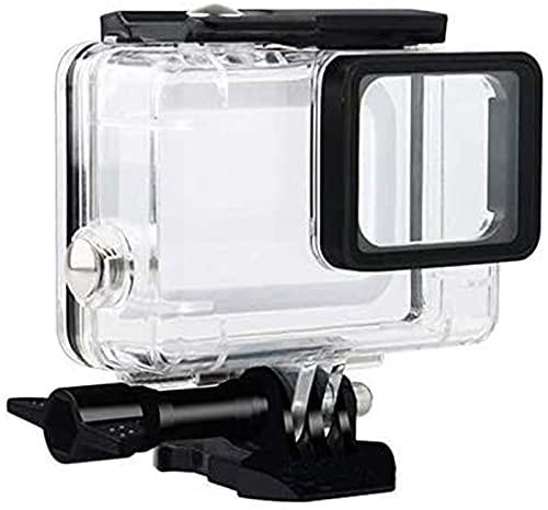 TMOM Custodie Subacquee per Fotocamere per GoPro Hero 7 Black/Hero 5/Hero 6 Impermeabile Fino a 45 m