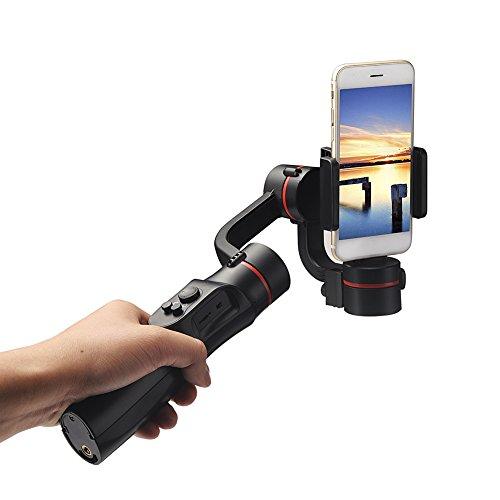 ROKFSCL Gimbal - Gimbal estabilizador para teléfono inteligente...