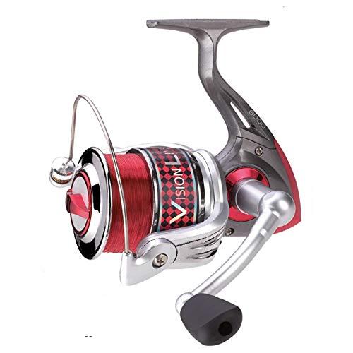 Lite fish Mulinello Vision Red 6000, per la Pesca a Spinning o surfcasting