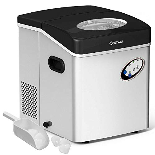 COSTWAY Ice Maker Machine