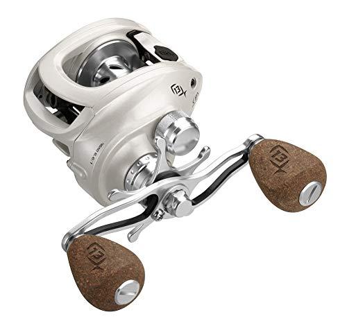 13 FISHING Concept CMulinello da Casting, Concept C, Bianco, 6.6:1