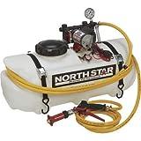 NorthStar High-Pressure ATV Spot Sprayer - 16-Gallon Capacity, 2 GPM, 12 Volt