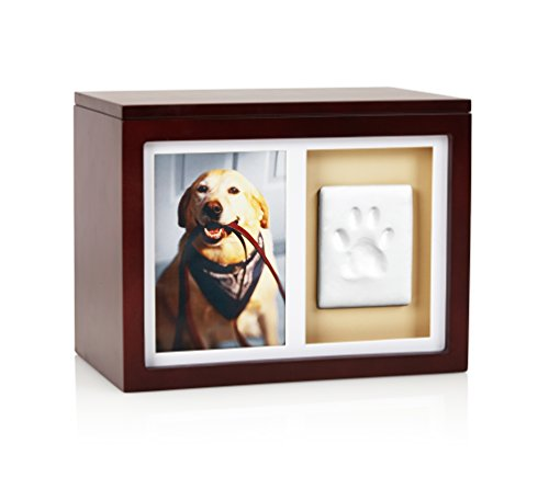 Pearhead Dog or Cat Personalized Memory Box...