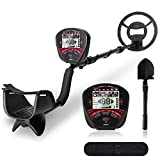 DRMOIS Metal Detector, Waterproof Ip68 with High Accuracy Metal Detectors for Adults and Kids