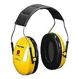 3M Peltor H510A Orejeras de protección, 1 unidad/caja, amarillo