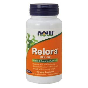 Relora, 300 mg, 60 Vcaps by Now Foods (Pack of 3) 15 - My Weight Loss Today