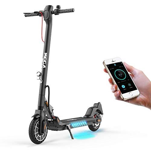 Mega Motion E- Scooter Portátil Patinete Eléctrico Plegable de 8.5...