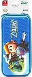Officiellement licencié par Nintendo Une protection compacte, légère et résistante Design soignée à l''effigie de Zelda: Link's Awakening Rangement de cartouche interne x10
