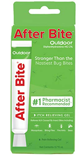 After Bite Outdoor Insect Bite & Sting Treatment, Portable, 0.7-Ounce