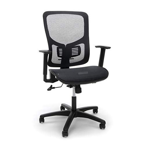 OFM Essentials Collection Mesh Seat Ergonomic...