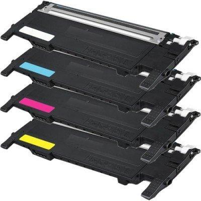 Bramacartuchos - 4 X Toners compatibles NON OEM SAMSUNG CLP-310, CLP-310N, CLP-315, CLP-315N, CLP-315W, CLX-3170, CLX-3170FN, CLX-3170FW, CLX-3170N, CLX-3175, CLX-3175FN, CLX-3175FW, CLX-3175N CLT-K4092S