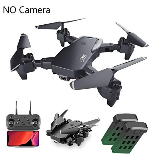 SBUNA Pieghevole Drone Normale Quadricottero RC Portatile con Batteria Dopia 40 Minuti di Volo modalit Senza Testa a 4ch Altitudine One Key Ritorna 360 Flip Droni per Principianti