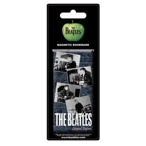 The Beatles in Cavern Magnetic Bookmark