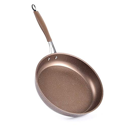 ilimiti 20CM sarten induccion, Sartén de Piedra Antiadherente 20cm, Sartén Adecuada para Toda la Cocina
