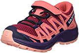 Salomon Kinder Sportschuhe, XA PRO 3D K, Farbe: rot/orange (Cerise/Dubarry/Peach...