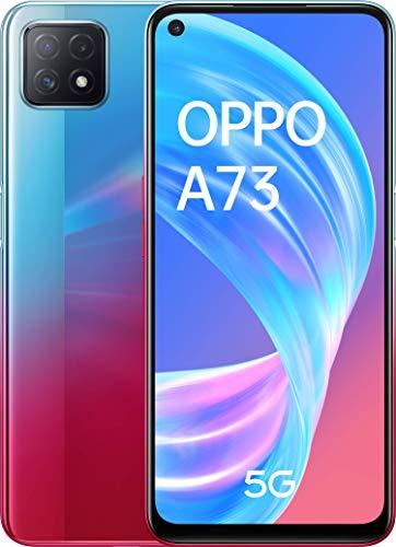 OPPO A73 5G – Pantalla de 6.5' (AMOLED, 8GB +128GB, MT6853V,...