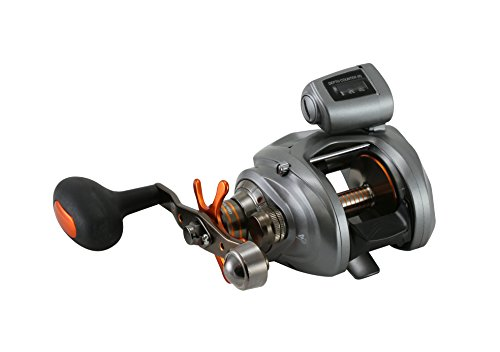 Okuma CW-354DLX Cold Water Line Counter Reel 2+1 BB, Sz350 5.4: 1, Left Hand