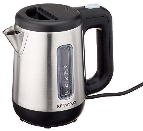 Kenwood -Mini bouilloire (670-800 watts / 0,5 litre / acier...