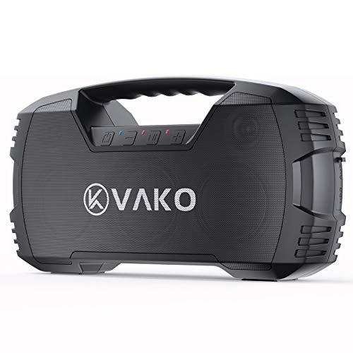 Cassa Bluetooth Potente, VaKo Altoparlante...