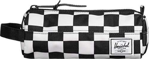 Herschel Settlement Case Pouch Checker Black/White/Black