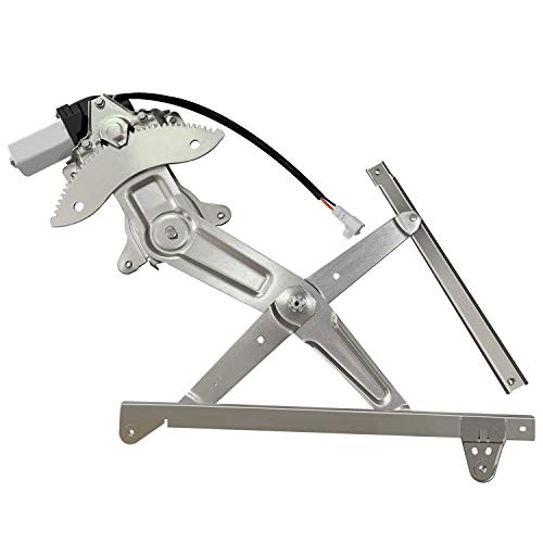 Front Driver Power Window Regulator with Motor Compatible for 1997-2001 Toyota Camry Replace 741-721