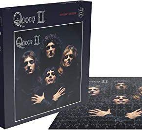 Queen II (500 Piece Puzzle)