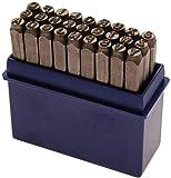 BGS 2032   Einschlagbuchstaben   5 mm   DIN 1451   Schlag-Buchstaben / Schlagstempel