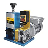 HAPPYSUMMER HOME Automatic Electric Wire Stripper Machine, Wire Stripping Machine with Strong Motor, Wire Strippers for Scrap Copper Recycling, 0.06-0.98 inches