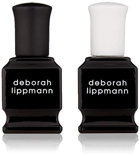DEBORAH LIPPMANN Top and Base Coat, Gel Lab Pro Fashion Size, 0.27 fl. oz.