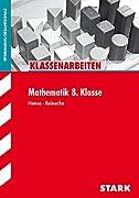 STARK Klassenarbeiten Gymnasium - Mathematik 8. Klasse