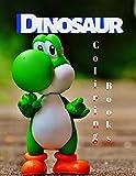 Dinosaur Coliring Books: Dinosaur coloring book, 2019 High-quality dinosaurs...