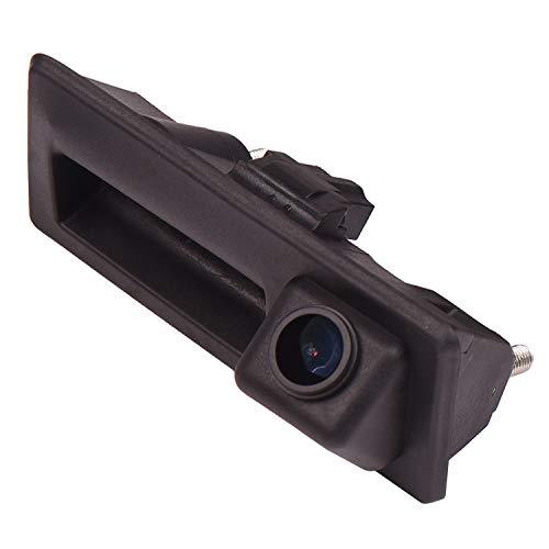 HD 1280x720p Retrocamera 170° Visione Notturna Impermeabile Telecamera posteriori retromarcia Fotocamera per Audi A4 B8 A5 S5 Q3 Q5 VW Passat Tiguan Golf Passat Touran Jetta Sharan Touareg
