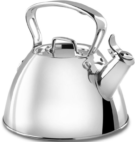 All-Clad E86199 Stainless Steel Specialty Cookware Tea...
